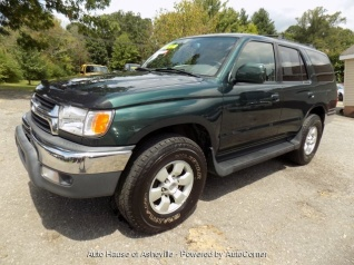 Used 2002 Toyota 4Runner SR5 V6 4WD Automatic For Sale In Swannanoa, NC