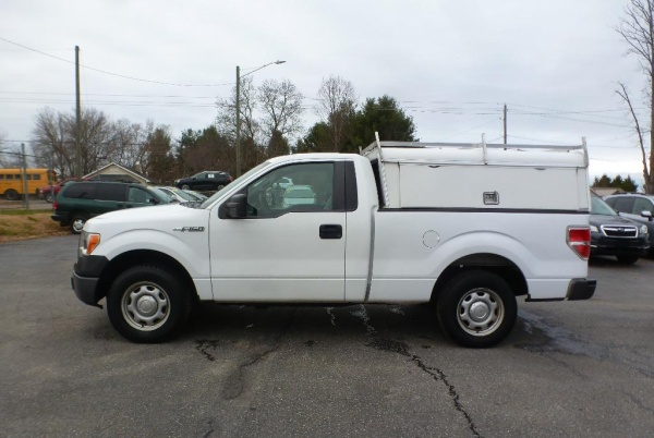 2014 Ford F-150 in Weaverville, NC