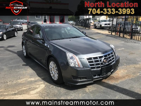 2013 Cadillac CTS in Charlotte, NC