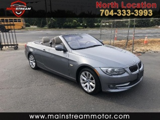 2017 Bmw 3 Series 328i Convertible For In Charlotte Nc
