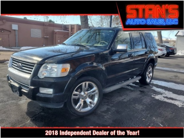 2010 Ford Explorer in Westminster, CO