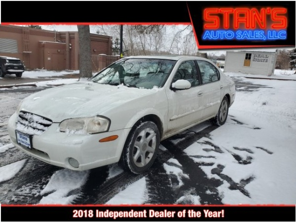 2001 Nissan Maxima in Westminster, CO