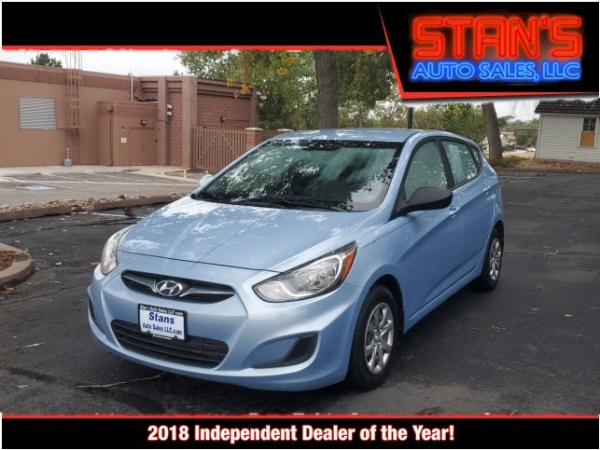 2012 Hyundai Accent in Westminster, CO