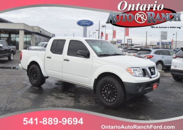 2017 Nissan Frontier in Ontario, OR