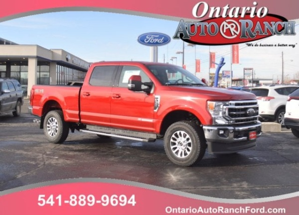 2020 Ford Super Duty F-350 in Ontario, OR