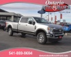 2020 Ford Super Duty F-350 Lariat Crew Cab 8' Box SRW 4WD for Sale in Ontario, OR