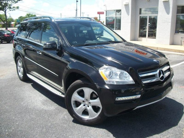 used mercedes benz gl for sale in winston salem nc u s news world report. Black Bedroom Furniture Sets. Home Design Ideas