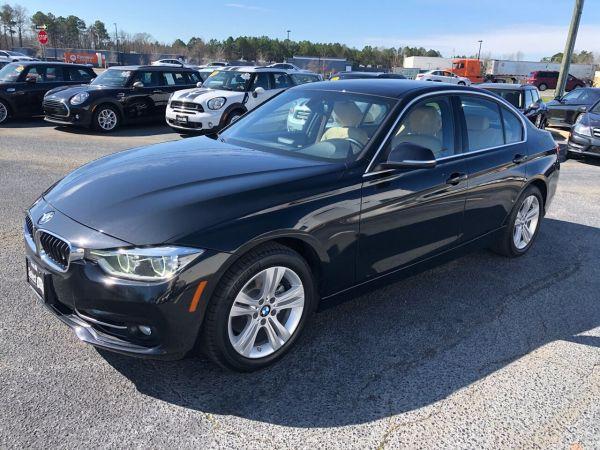 2017 BMW 3 Series in Matthews, NC