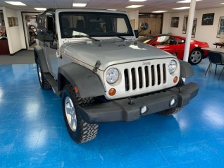 Jeep Wrangler For Sale Ct >> Used Jeep Wranglers For Sale In Danbury Ct Truecar