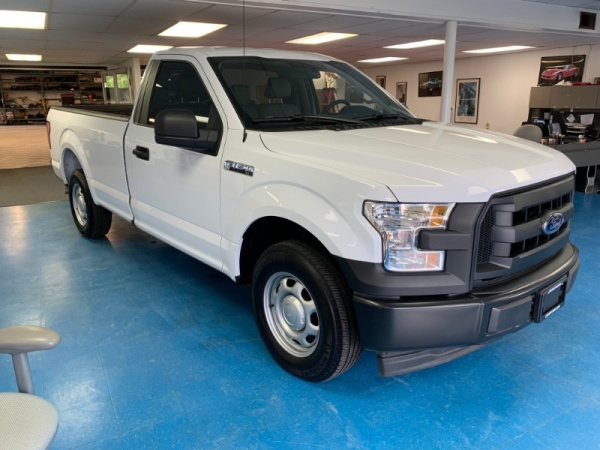 2017 Ford F-150 in Wallingford, CT
