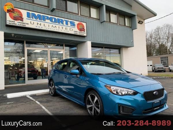 2017 Subaru Impreza in Wallingford, CT