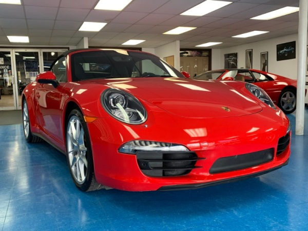 Porsche Of Wallingford >> 2014 Porsche 911 Carrera 4 Cabriolet For Sale In Wallingford Ct
