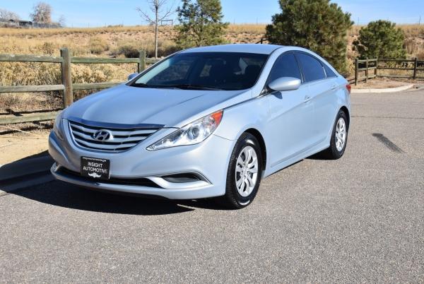 2011 Hyundai Sonata in Longmont, CO