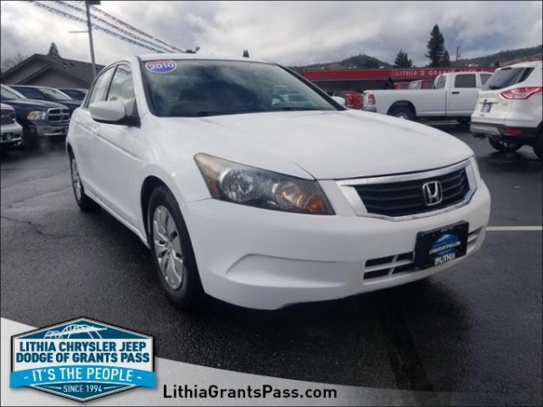 2010 Honda Accord in Grants Pass, OR