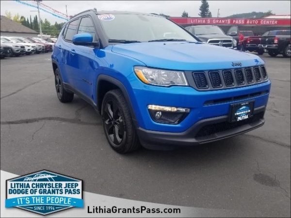 2019 Jeep Compass in Grants Pass, OR