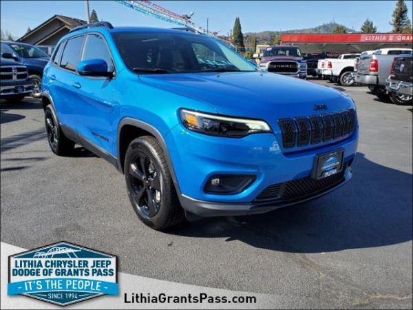 2020 Jeep Cherokee in Grants Pass, OR