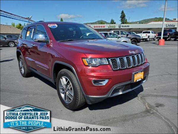 2019 Jeep Grand Cherokee in Grants Pass, OR