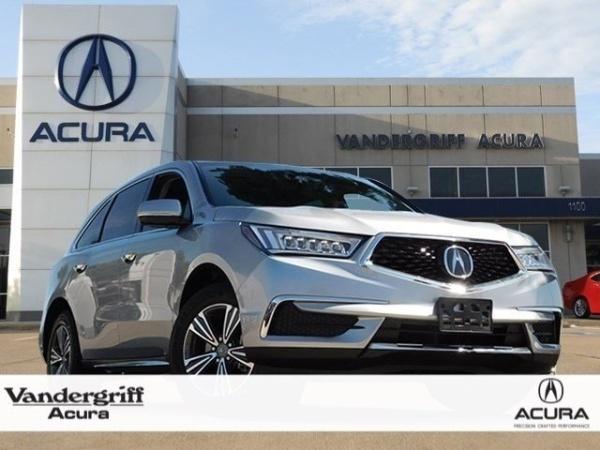 2020 Acura MDX in Arlington, TX