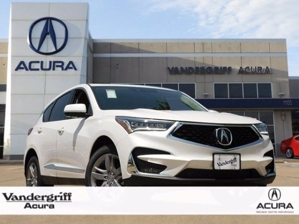 2020 Acura RDX in Arlington, TX