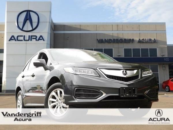 2017 Acura RDX in Arlington, TX