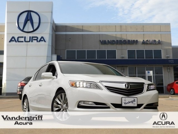 2015 Acura RLX w/Tech