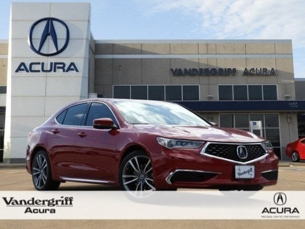 2019 Acura TLX in Arlington, TX