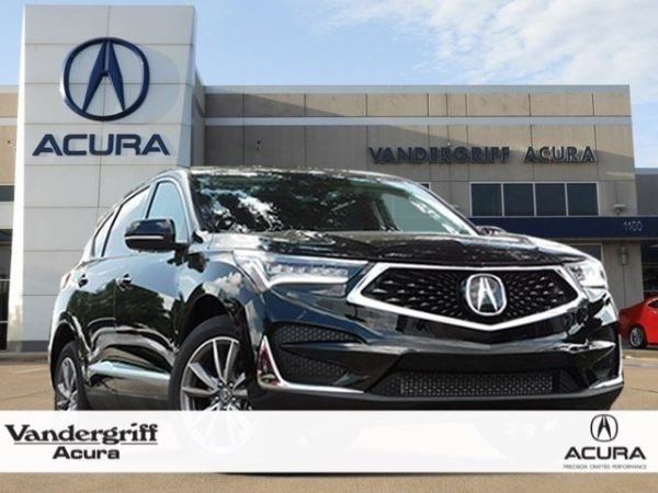 2020 Acura RDX in Arlington, TX