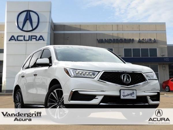 2019 Acura MDX in Arlington, TX