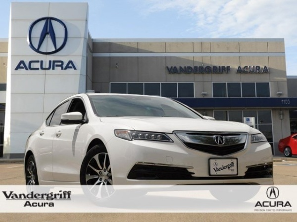 2017 Acura TLX in Arlington, TX