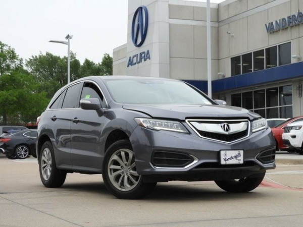 2017 Acura RDX in Arlington, TX