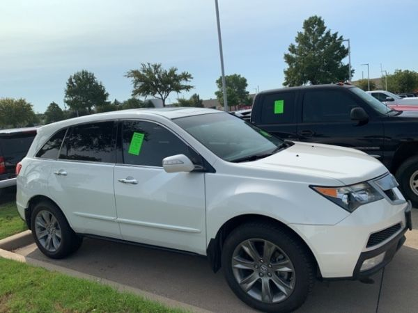 2011 Acura MDX with Advance Package