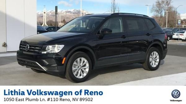 2020 Volkswagen Tiguan in Reno, NV