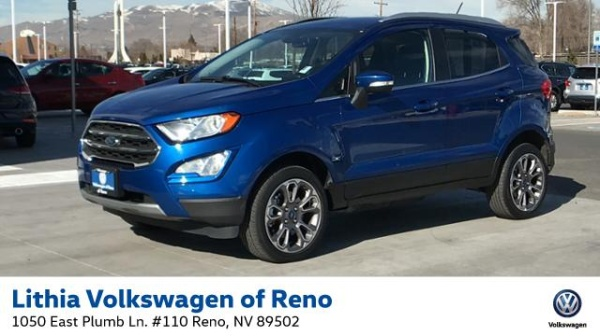 2019 Ford EcoSport in Reno, NV