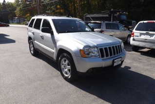 Used 2010 Jeep Grand Cherokee Laredo 4WD For Sale In Tilton, NH