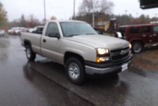 2007 Chevrolet Silverado 1500 Work Truck Regular Cab Standard Box 4wd For In Tilton