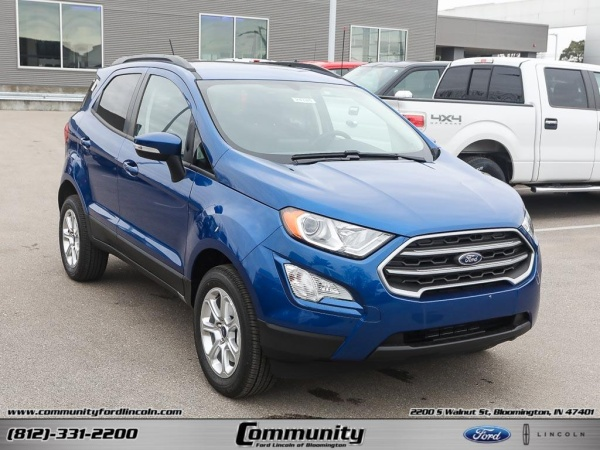 2020 Ford EcoSport in Bloomington, IN