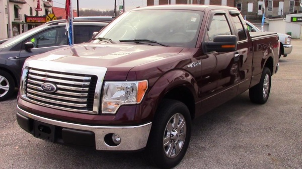2010 Ford F-150 in Bloomington, IN