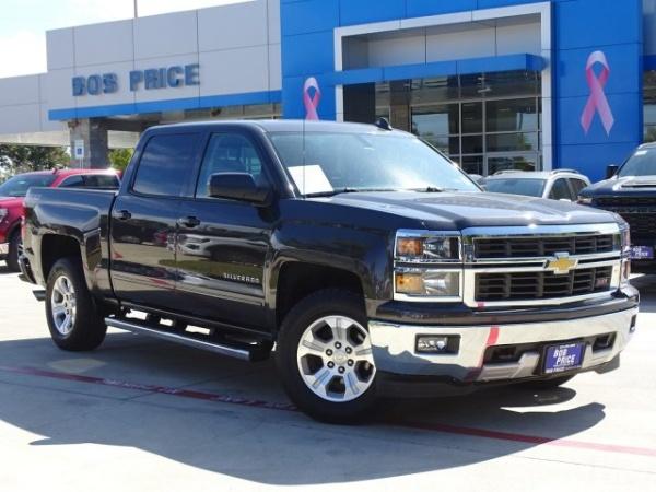 2015 Chevrolet Silverado 1500 in Fredericksburg, TX