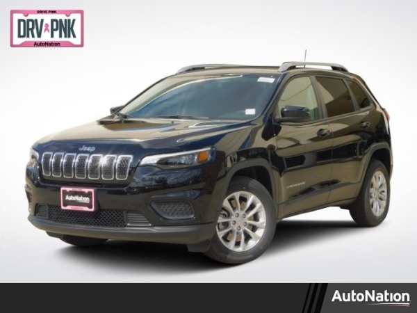 2020 Jeep Cherokee in Roseville, CA