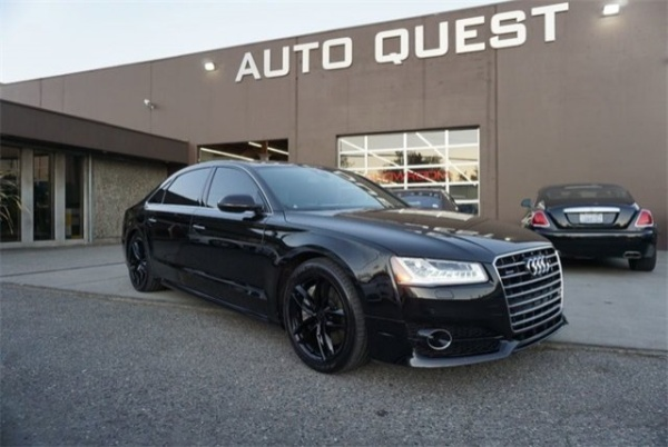 2016 Audi A8 in Seattle, WA
