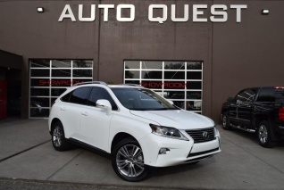 Craigslist Seattle Cars By Owner >> Used Lexus Rxs For Sale In Seattle Wa Truecar