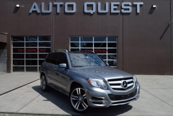 2014 Mercedes-Benz GLK-Class Reliability - Consumer Reports