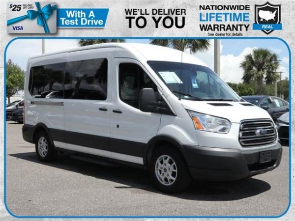 2016 Ford Transit Passenger Wagon in Tampa, FL