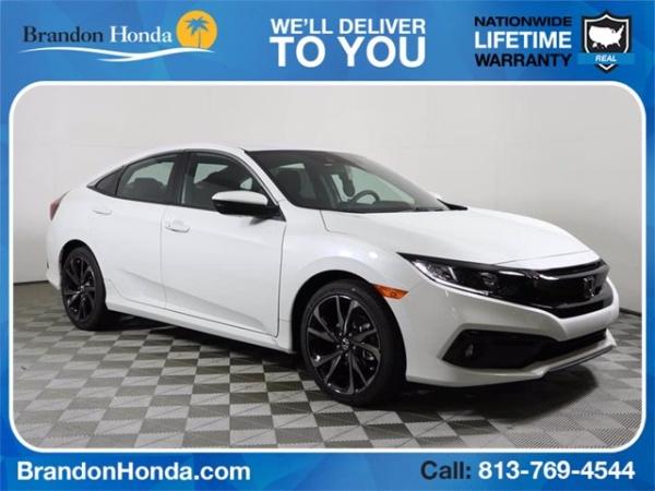 2020 Honda Civic in Tampa, FL