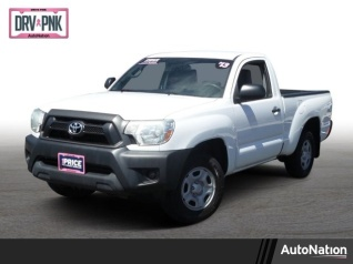 2017 Toyota Tacoma Regular Cab I4 Rwd Automatic For In Lone Tree Co