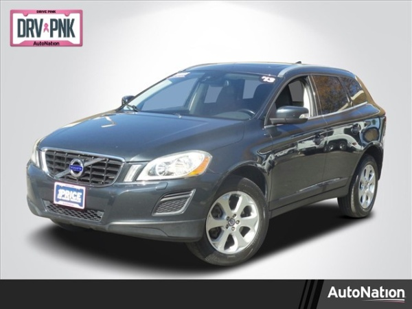 2013 Volvo XC60 Unknown