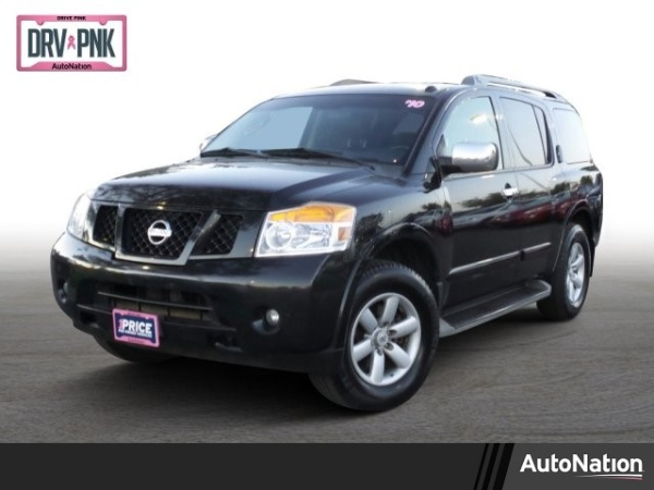 2010 Nissan Armada Se 4wd For Sale In Lone Tree Co Truecar