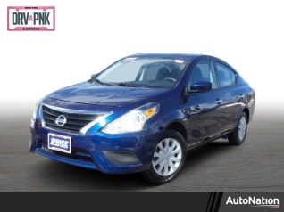 2018 Nissan Versa Sv Cvt For In Lone Tree Co