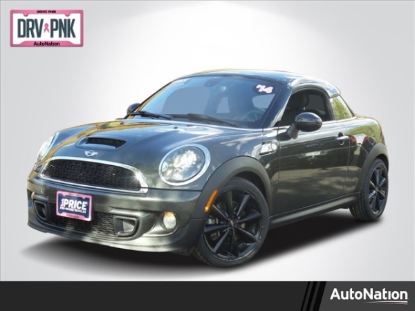 2014 MINI Coupe Cooper S