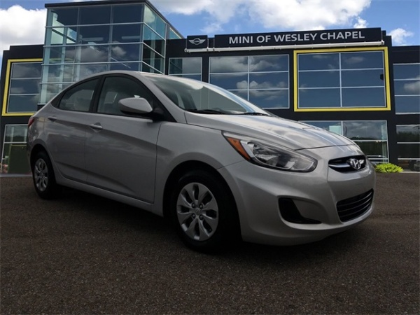 2017 Hyundai Accent In Wesley Chapel, FL